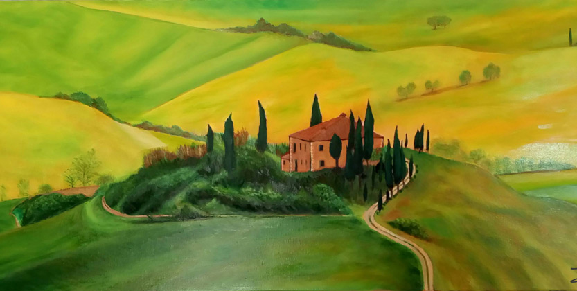 You are currently viewing Val d'Orcia